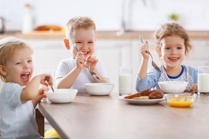 10 главных продуктов в детском питании: что должно быть в меню ребенка