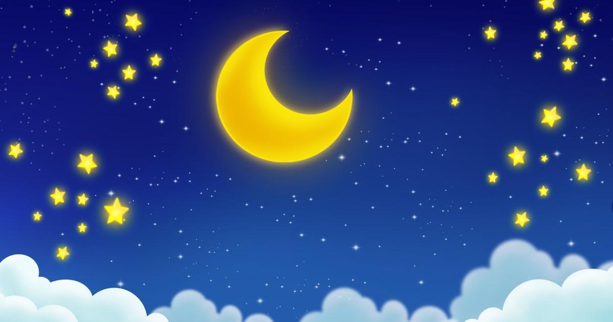 Картинки на тему ночь для детей