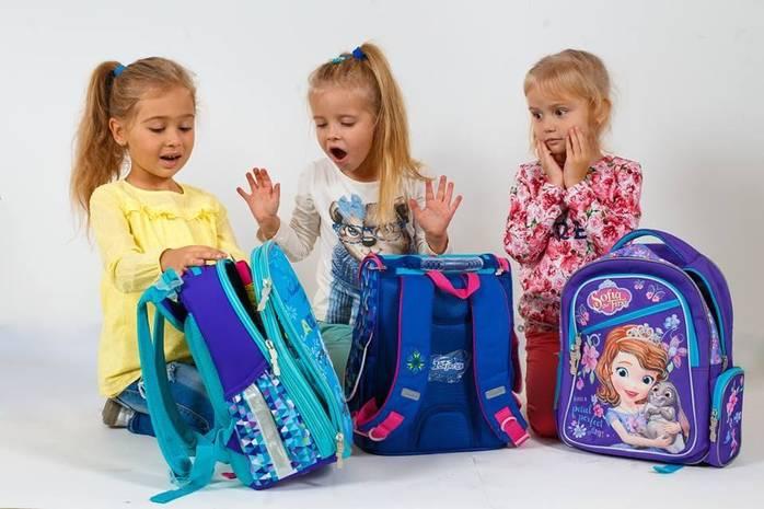 Все свое ношу собой: выбираем рюкзак для первоклассника - kolobok.ua