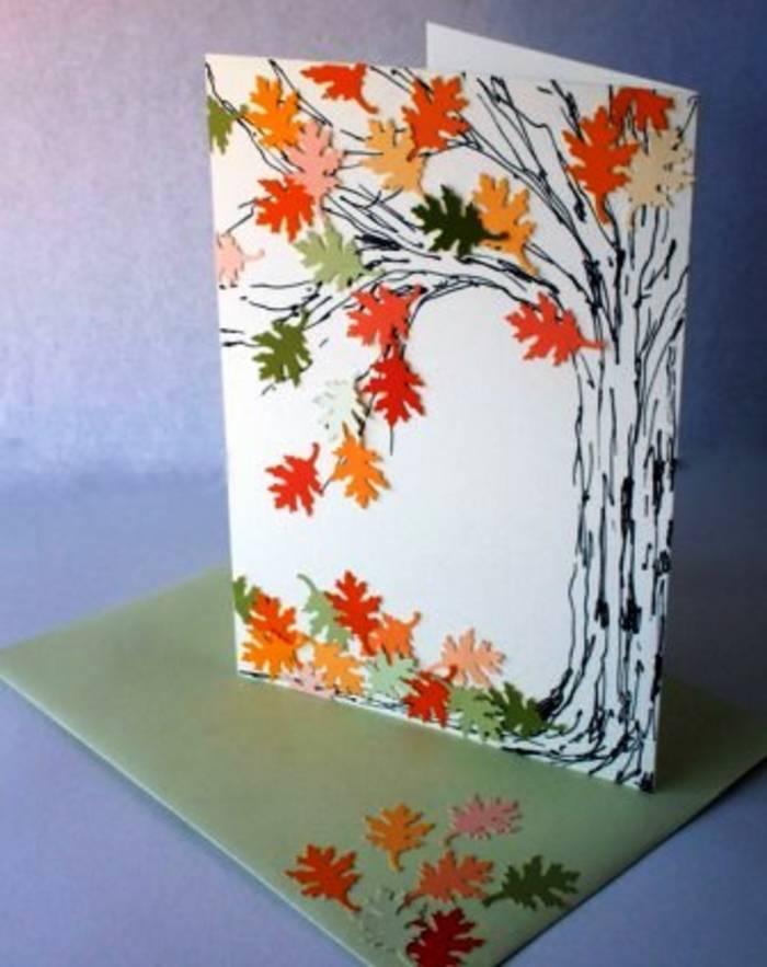 Стихами, открытки осень золотая с пожеланиями своими руками