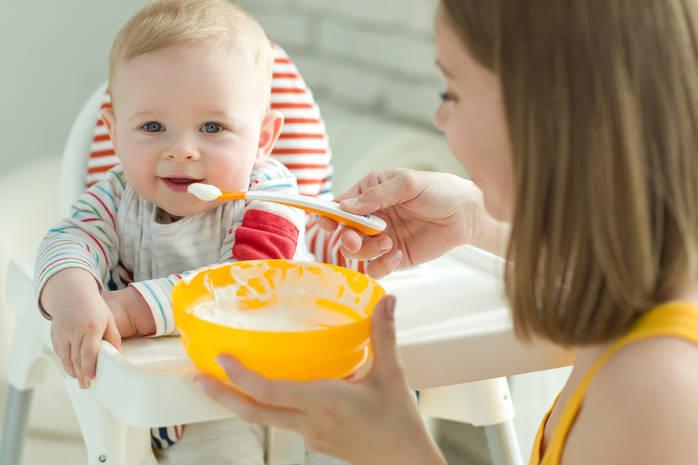 Меню ребенка в 7 месяцев: расширяем рацион