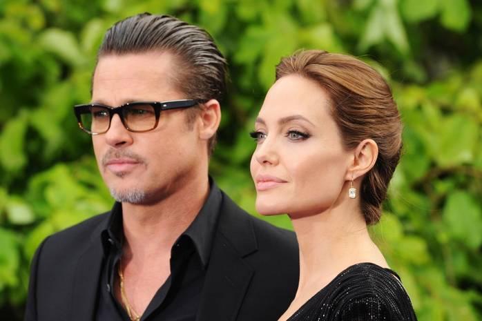 Анджелина Джоли готова запретить Брэду Питту встречаться с детьми: названа причина