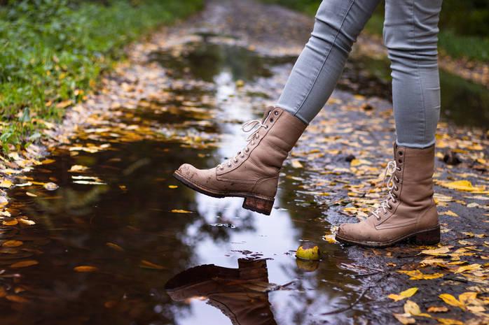 Как уберечь обувь в непогоду: 7 эффективных советов