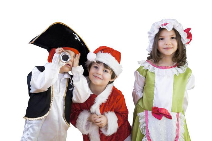 20 новогодних костюмов для ребёнка, которые можно сделать своими руками