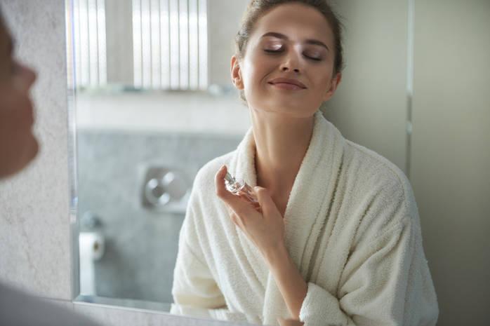 7 мест, где не следует использовать парфюм