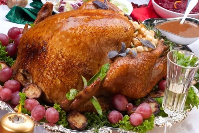 Отмечаем Рождество: рецепт самой вкусной индейки