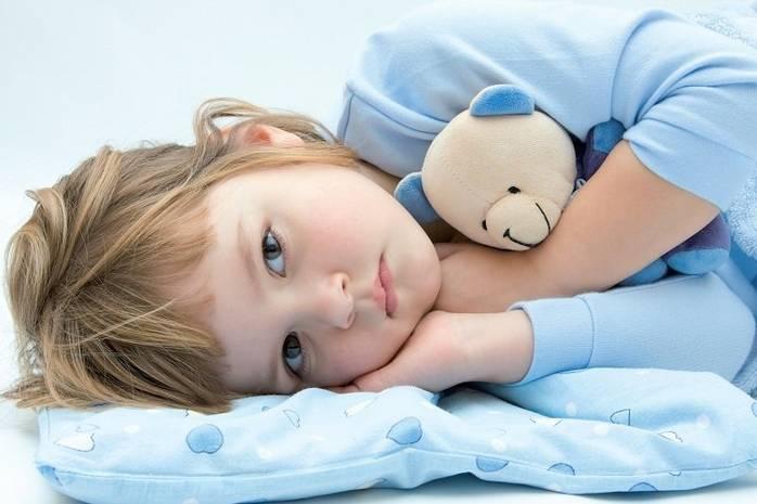 3 главные причины бессонницы у вашего ребенка
