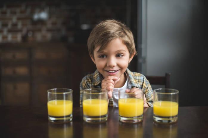 Напитки для малышей: что разрешено