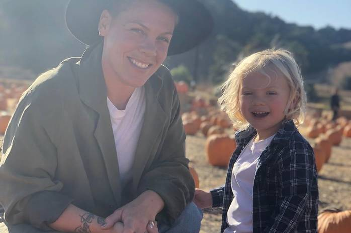 Американская певица Пинк заразилась коронавирусом вместе с сыном