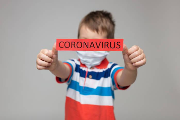 Врач подсказала родителям, как распознать у малыша бессимптомный коронавирус