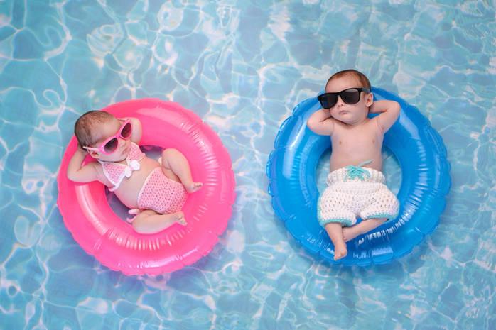 7 фактов о здоровье детей, которые родились летом