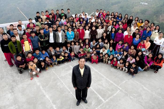 Умер самый большой многоженец в мире: без отца осталось 89 детей