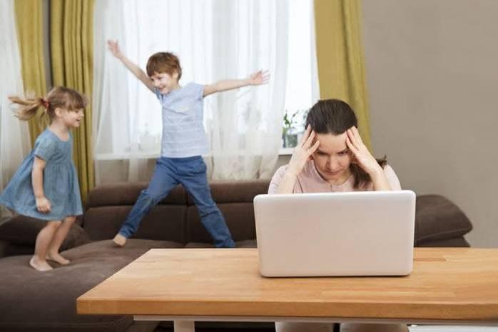 Как совмещать работу и материнство: 7 советов от флаймамы