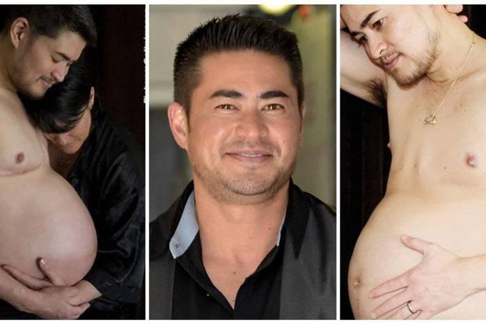 Единственный в мире беременный мужчина родил троих детей (видео родов)