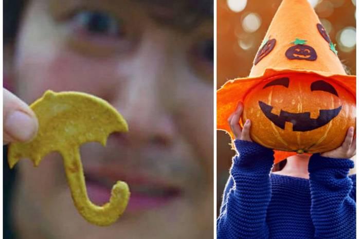 Что приготовить на Хэллоуин: печенье дальгона из «Игры в кальмара»
