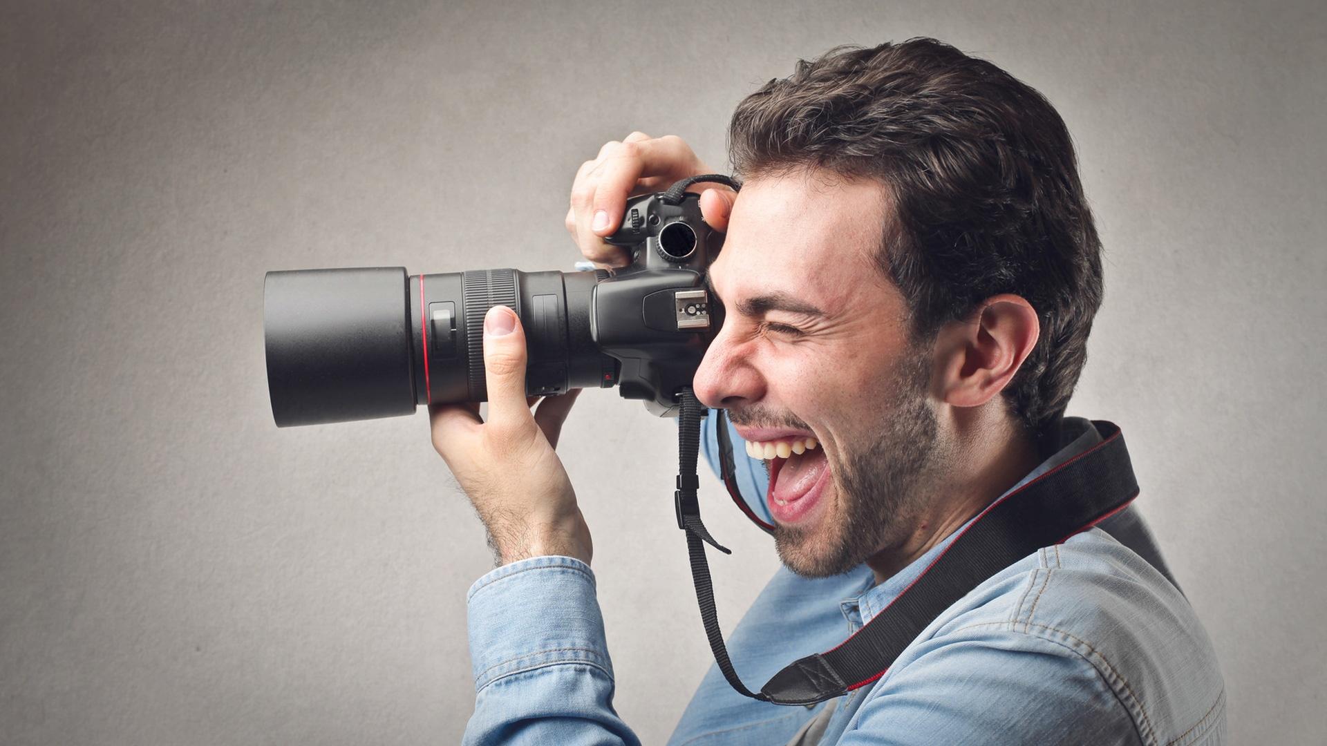 Фотографы в картинках