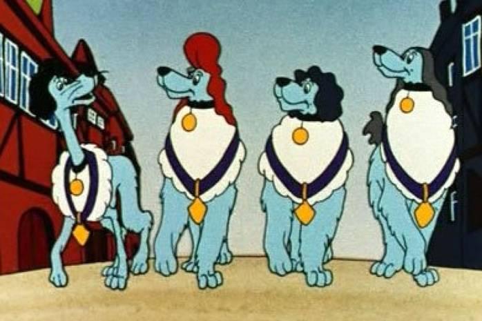 Мультфильм «Пес в сапогах»: смотреть онлайн
