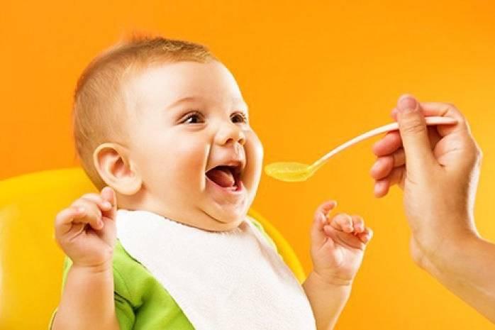 как вводить прикорм для ребенка
