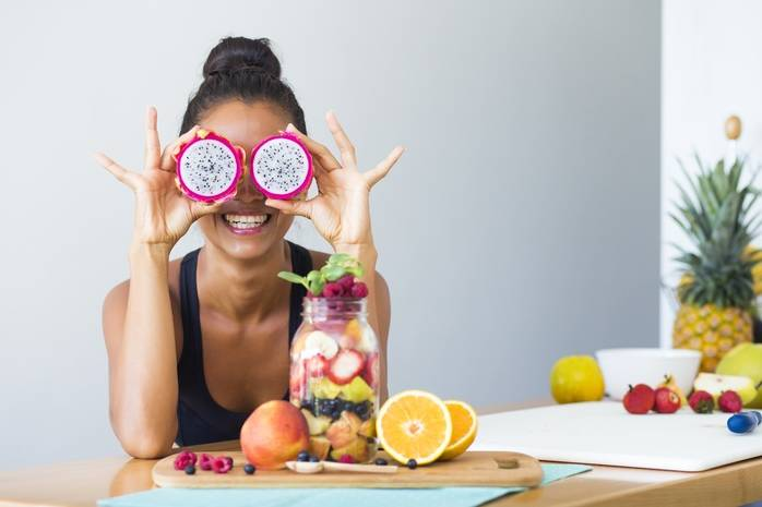 Цветная диета по дням: защитит от лишнего веса и рака