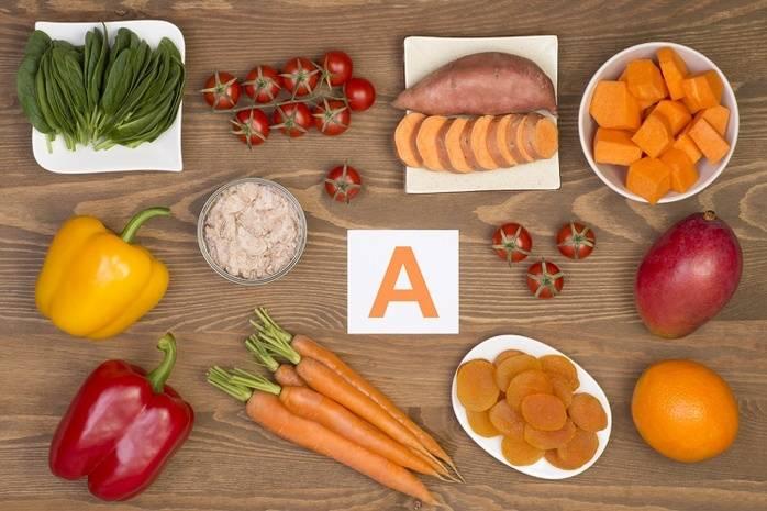 Image result for Недостаток витамина А