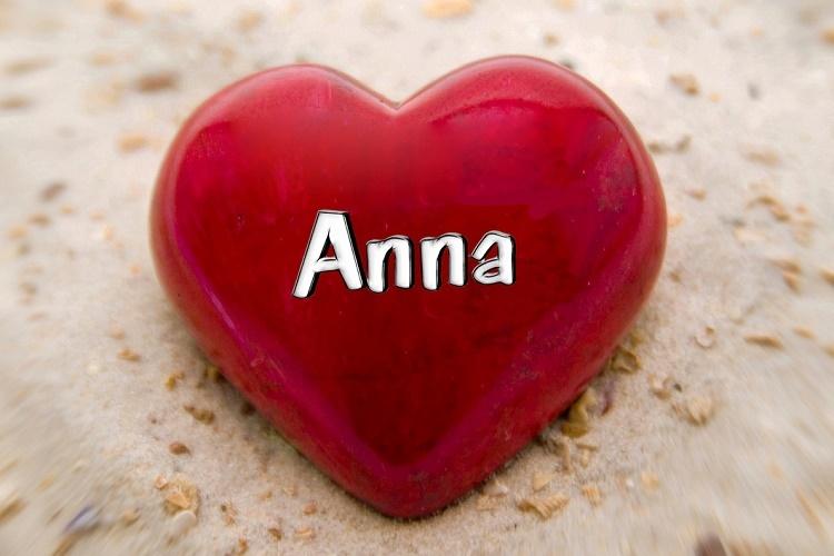 картинки на телефон имя анна