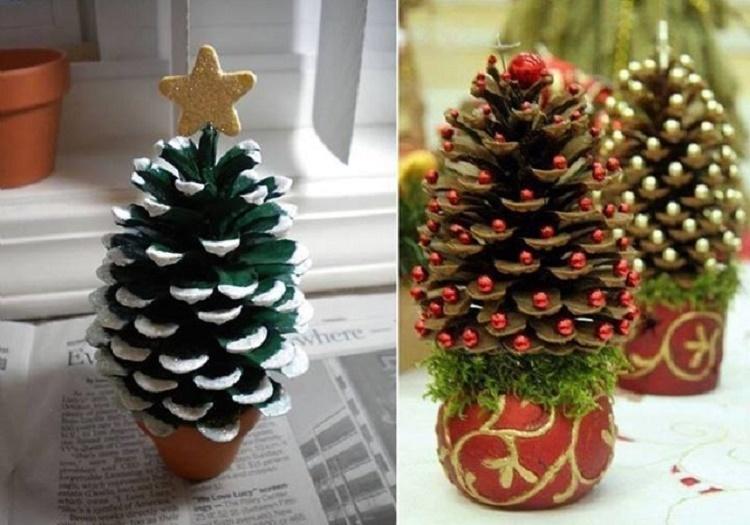 mini-christmas-trees-diy