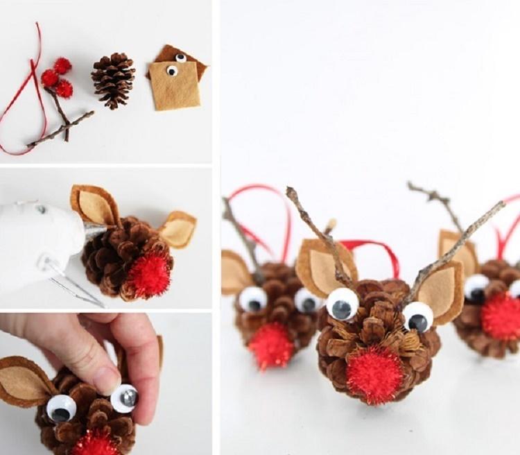pinecone-reindeer-ornament