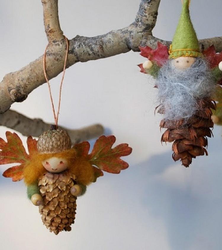 fairy-pinecone-christmas-ornaments