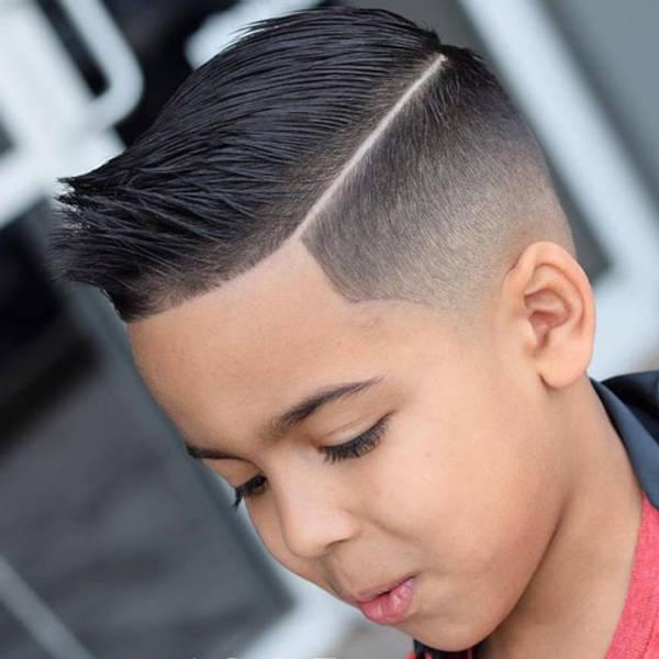 Модные прически для мальчиков 2019: как подстричь малыша ...